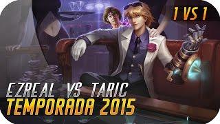 REVENANT VS KNEKRO | Ezreal VS Taric sin camiseta | Gana RP duelando a tus amigos