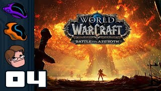 Let's Play World of Warcraft: Battle For Azeroth - Part 4 - That Culty Feeling