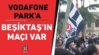 Bugün Şanlı Beşiktaş'ın Maçı Var, Haydi Vodafone Park'a 🦅🗣