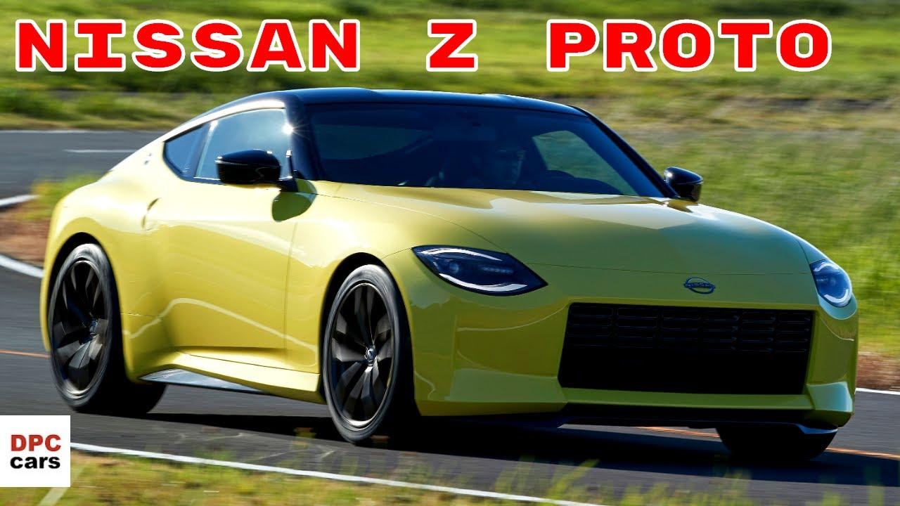 Nissan Z Proto | Our 5 favorite retro design elements