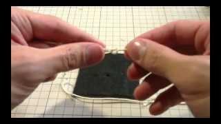 宇宙一分かりやすい玉結びの作り方、やり方Ultimate magic of Handmade ~how to tie a thread knot~ thumbnail