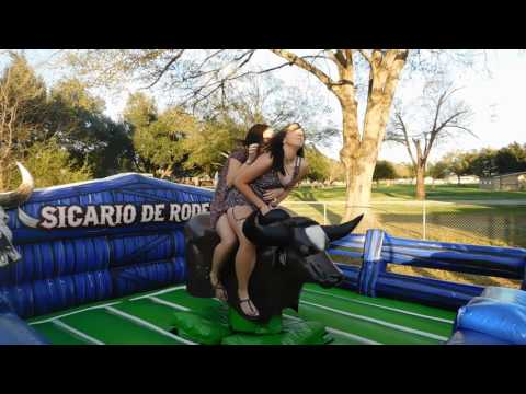 Mechanical Bull For Rent Houston Tx