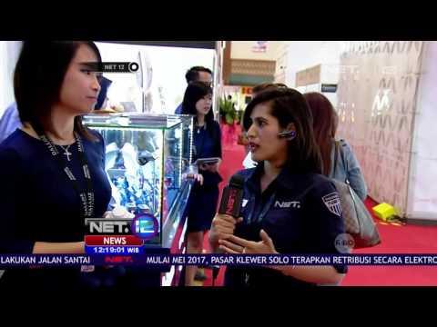 Jakarta International Jewellery 2017, Pameran Ragam Perhiasan - NET12