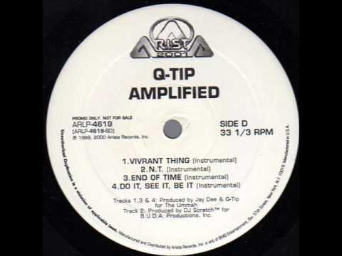 Q-Tip - Let's Ride (Instrumental J-Dilla)