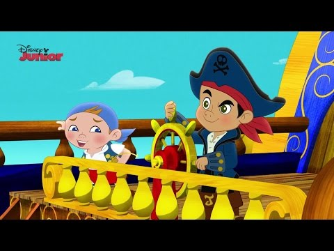 Jake and The NeverLand Pirates - Best Cartoon 2017 HD