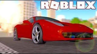 All my Cars 'Vechin Simulator' ROBLOX