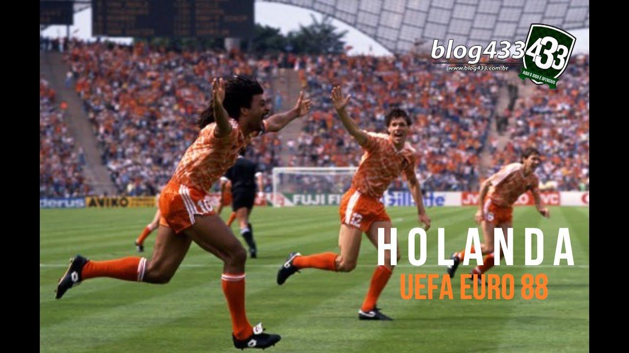Holanda uefa euro 88 i especialeurocopa youtube for Poco schlafsofa 88 euro