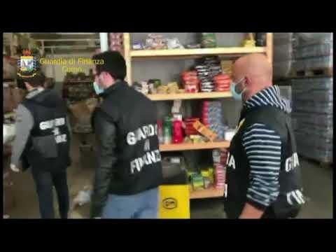 GDF Como: sequestrate 1800 bottiglie di bevande alcoliche sottratte al pagamento dell'accisa.