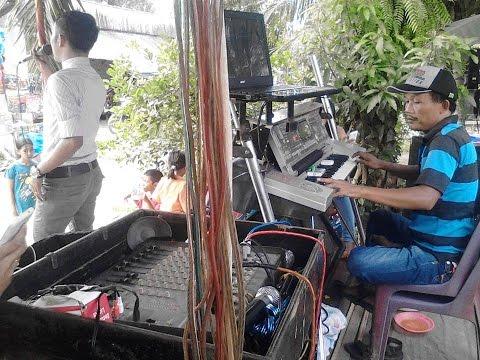 KEYSAH DJ KAPE KARO CANTIK MANIS VOCAL TYA & AREEQA KN7000 - KEYSAH DANCER 2016
