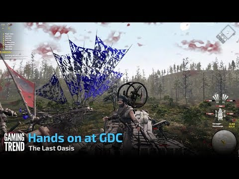 Hands On With Last Oasis At GDC