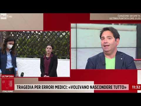 Tragedia per errori medici - Storie italiane 20/04/2021