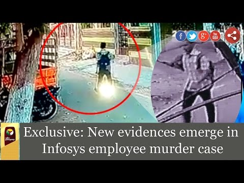 Exclusive: New evidences emerge in Infosys employee murder case