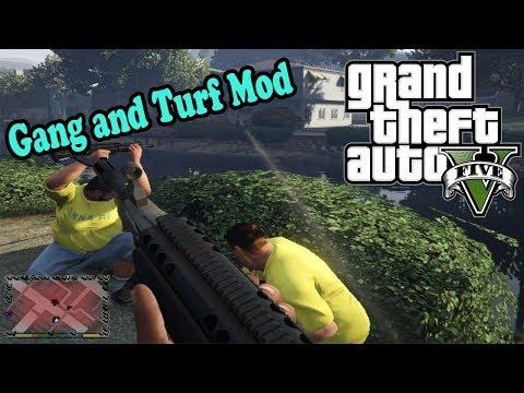 Gang and Turf Mod 1.3.9