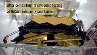 James Webb Space Telescope Transferred to Northrop Grumman