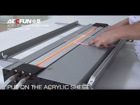 Acrylic bending machine/ bend PC/PET/PP/ABS/PE Board