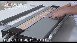 Acrylic Bending Machine for PP/Plexiglass/Plastic sheet/