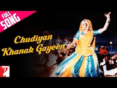 Chudiyan Khanak Gayeen  Full Song  Lamhe  Anil Kapoor  Sridevi  Ila Arun  Lata Mangeshkar