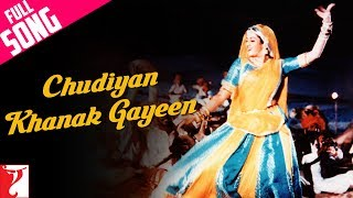 Download Chudiyan Khanak Gayeen - Full Song | Lamhe | Anil Kapoor | Sridevi MP3 song and Music Video
