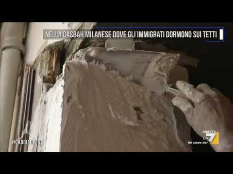 Nella casbah milanese dove gli immigrati dormono sui tetti (parte 2)