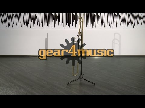 Trombone Stand by Gear4music