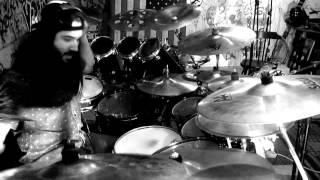 Glen Monturi - Dystopian Overture / 2285 Entr'acte (Dream Theater Drum Cover)