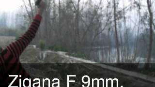 Sunny firing Zigana F 9mm.
