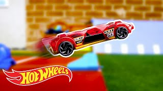 Ultimate Hot Wheels Car Launch! | Distance | Labs Unlimited | @Hot Wheels