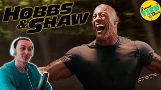 🎬 ФОРСАЖ: ХОББС И ШОУ - РЕАКЦИЯ на Трейлер 2 / FAST & FURIOUS: Hobbs & Shaw Trailer 2 REACTION