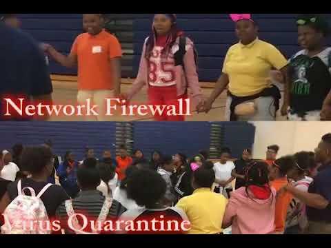 Doing community service at John Lewis Invictus Academy in Atlanta, Ga. #matrixtec