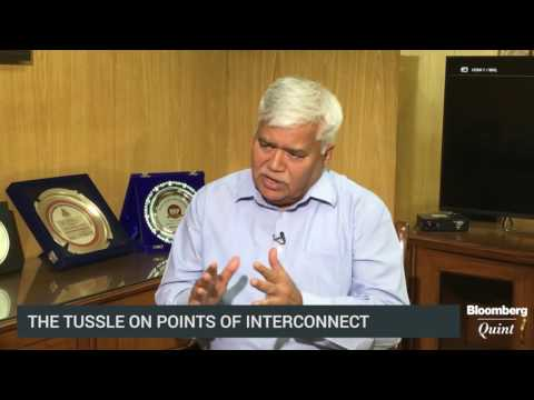 TRAI Chairman On Spectrum Auction, Reliance Jio and Net Neutrality
