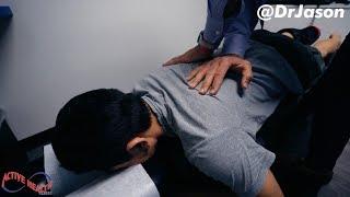 Dr. Jason - BAD NEWS - *GREAT ADJUSTMENT*  (Serious Injury - Part 1)