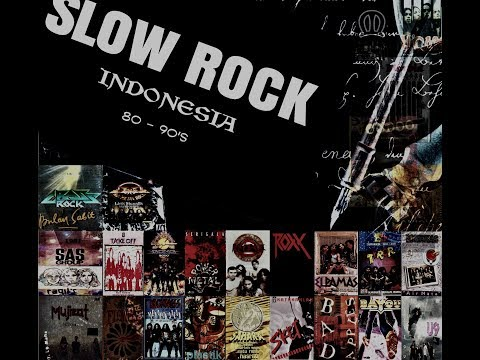 THE VERRY BEST HITS ( SLOW ROCK INDO 80-90's )