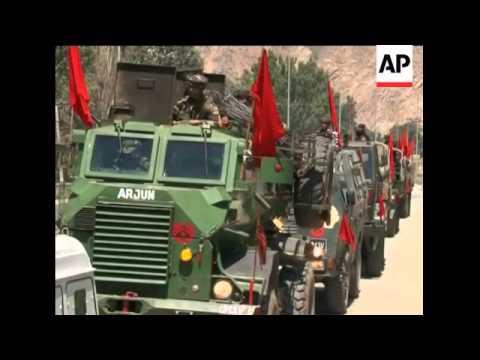 Army enforces rigid