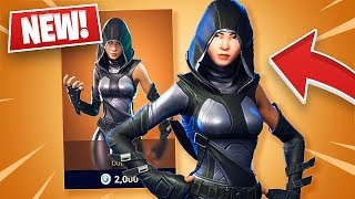 LEGENDARY FATE SKIN!! (Fortnite Battle Royale)