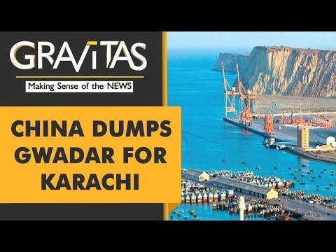 Gravitas: China's new debt trap: Karachi port