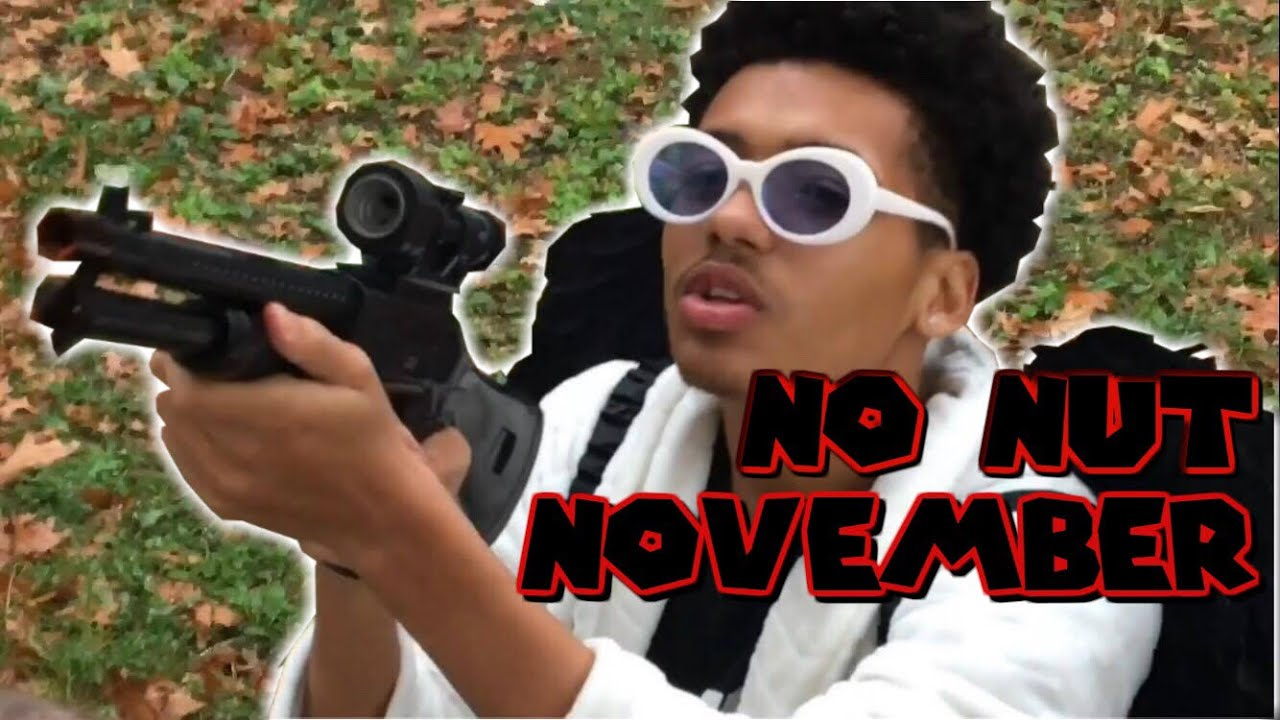 No Nut November Ylilauta
