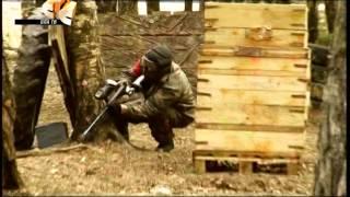 Солдат Удачи, игра в пейнтбол, Урок 2