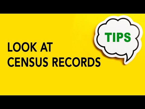 Look at Census Records | Genealogy Gold Podcast