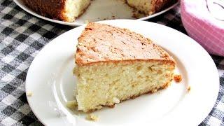How To Make Homemade Yellow Cake | Nisa Homey