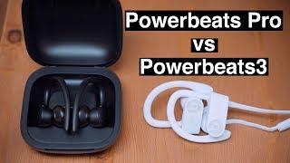 Powerbeats Pro vs Powerbeats 3 Wireless Earphones