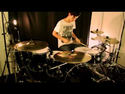 Loving Not Easy - Ron Spielman Trio - Drum Cover
