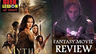 MYTHICA : THE DARKSPORE  ( 2015 Kevin Sorbo ) Fantasy Movie Review
