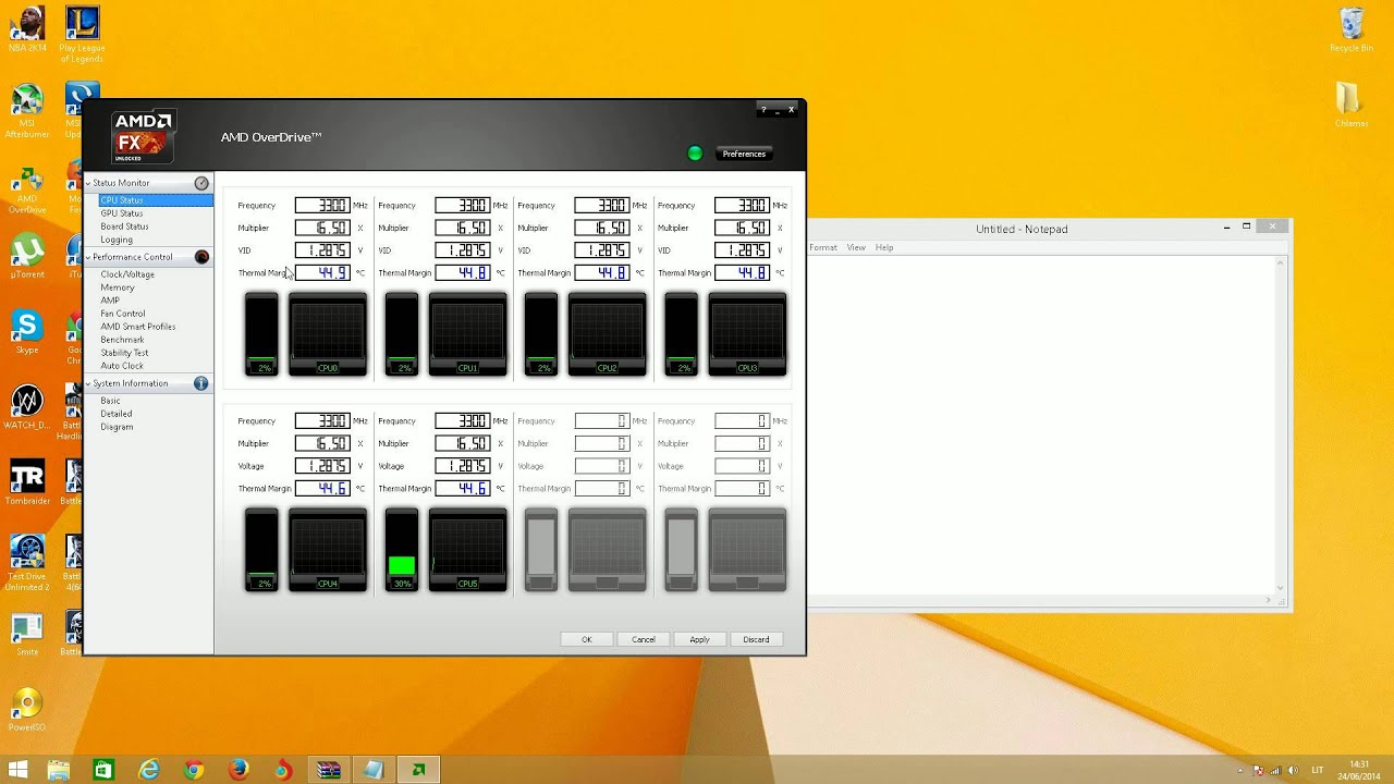 How To Enable Turbo Core On Amd Fx Cpu S How To Overclock Youtube