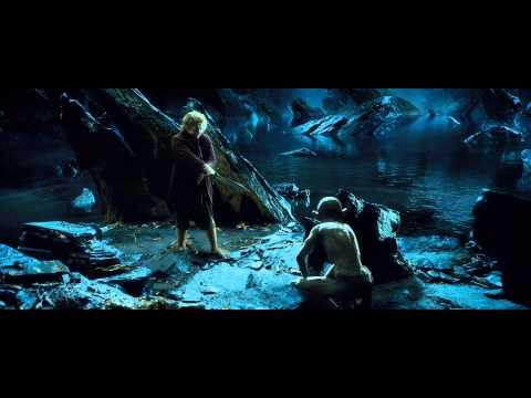 El Hobbit: Un Viaje Inesperado - Escena Acertijos en las Tinieblas HD