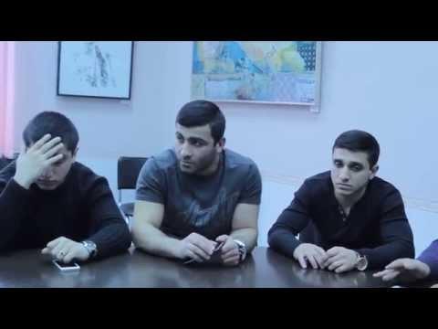 Армянская молодежь г.Иваново