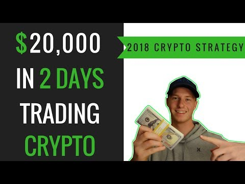 HOW I MADE $20,000 IN 2 DAYS WITH CRYPTO TRADING