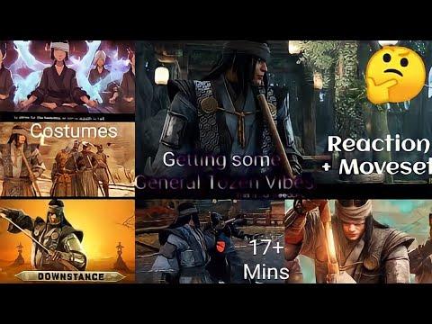For Honor: Kyoshin Hero Reveal Trailer | Ubisoft [NA] Reaction ✨ |