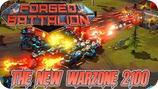 Forged Battalion #1 Warzone 2100 Spiritual Successor, Smashers Unite!