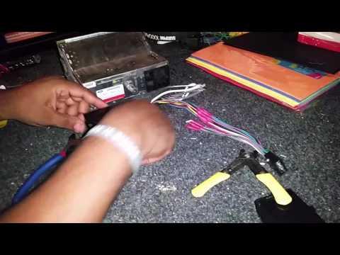 line output converter installation 7 17