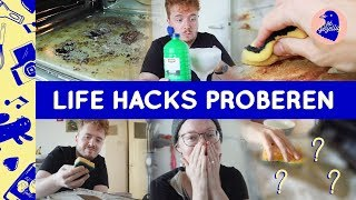 Handige LIFE HACKS proberen! | Vet Gezellig